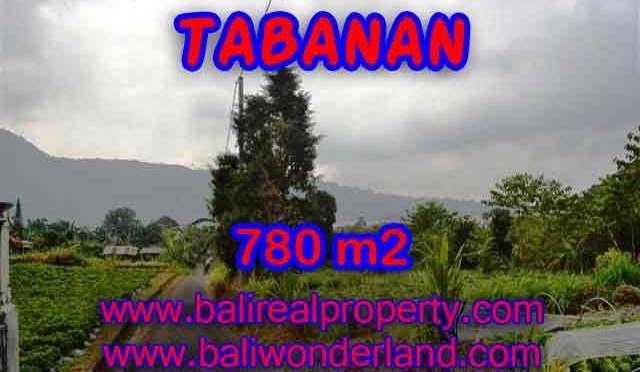 DIJUAL MURAH TANAH DI TABANAN TJTB100 - PELUANG INVESTASI PROPERTY DI BALI