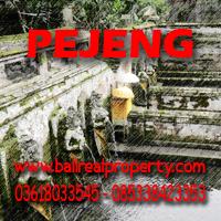 Tanah murah di Ubud Pejeng Tampaksiring