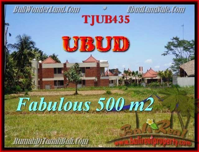 JUAL MURAH TANAH di UBUD BALI TJUB435