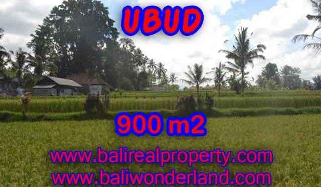 DIJUAL TANAH DI BALI, MURAH DI UBUD RP 1.350.000 / M2 - TJUB412