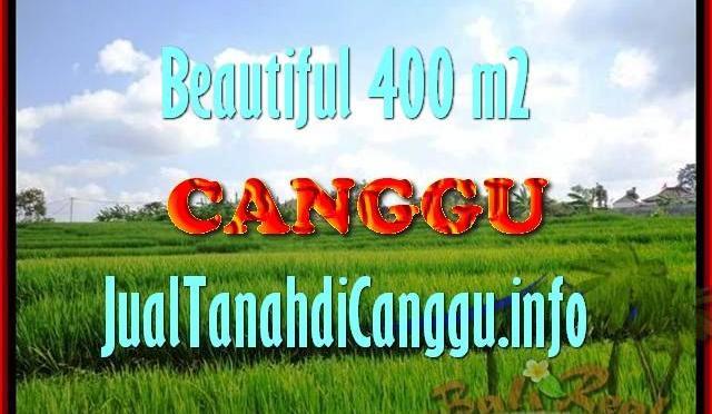 TANAH MURAH di CANGGU BALI DIJUAL Untuk INVESTASI TJCG156