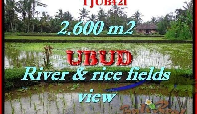TANAH DIJUAL di UBUD TJUB421