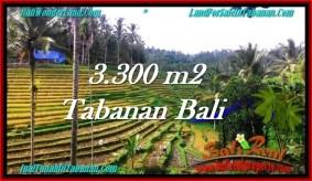 JUAL TANAH di TABANAN BALI Untuk INVESTASI TJTB274