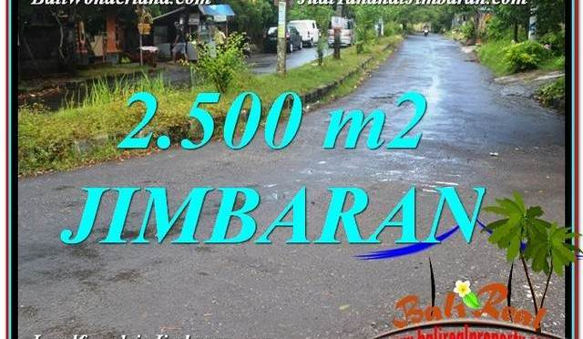 DIJUAL TANAH MURAH di JIMBARAN BALI TJJI118