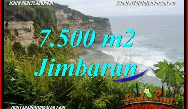 JUAL TANAH MURAH di JIMBARAN BALI 75 Are Tebing tepi Pantai
