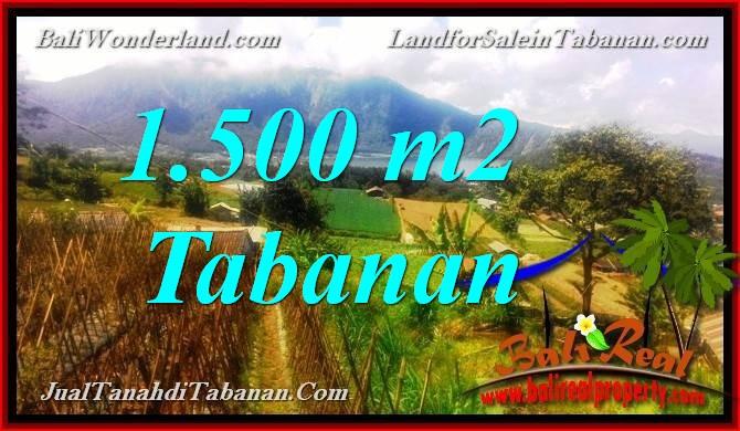 JUAL TANAH DI TABANAN BALI Untuk INVESTASI TJTB373