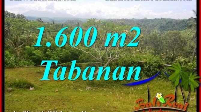 DIJUAL MURAH TANAH di TABANAN BALI TJTB378