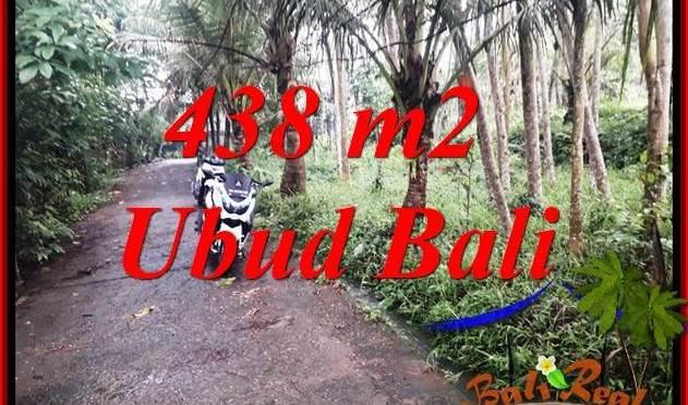 Investasi Properti, Dijual Murah Tanah di Ubud TJUB689