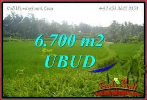 Investasi Property, jual Tanah di Ubud Bali TJUB731