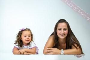 Fotografia perteneciente a la promoción mamás con hijos - I LOVE MAMI