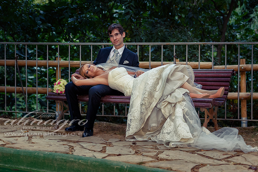 Fotos del dia de la boda de Cristina & Alfredo por Juan Almagro