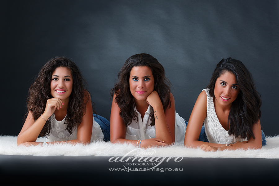 Promocion ¿Tienes una Hermana? de Juan Almagro Fotógrafos