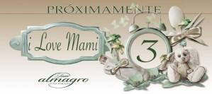 Cartel promocion Ilove Mami por Juan Almagro Fotografos