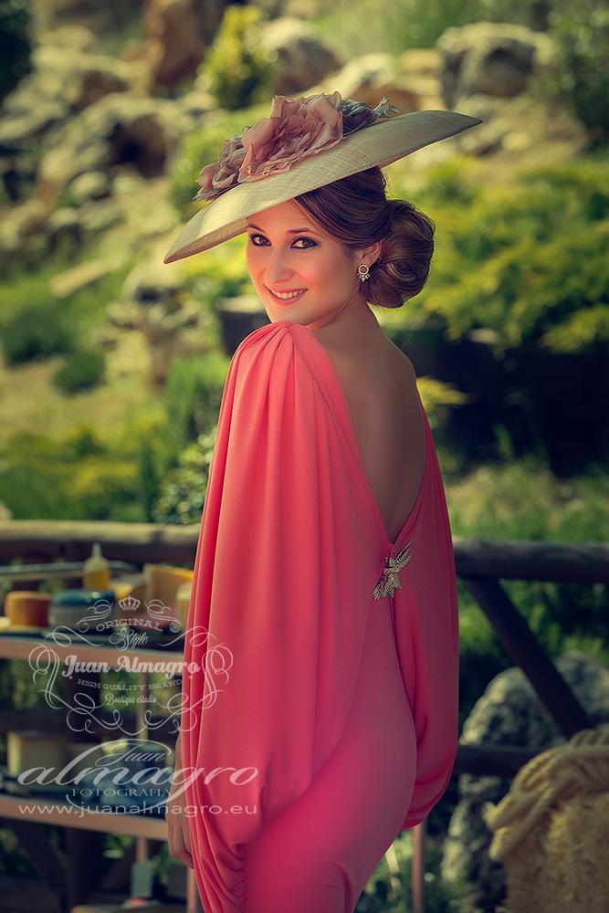 vestidos para boda de dia con pamela – vestidos baratos