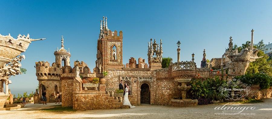 Fotos de Postboda en Málaga