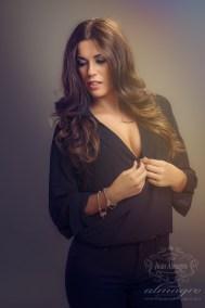 Joana Osuna para el Salón de Peluquería ADARA de Rosa Melgarejo