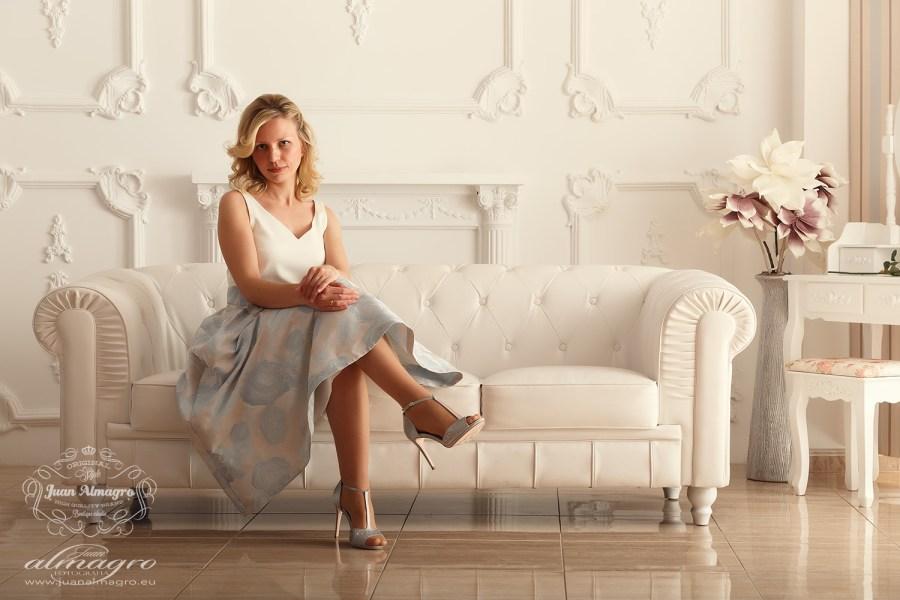 Yulia en estudio fotografico Alma&Luz producciones