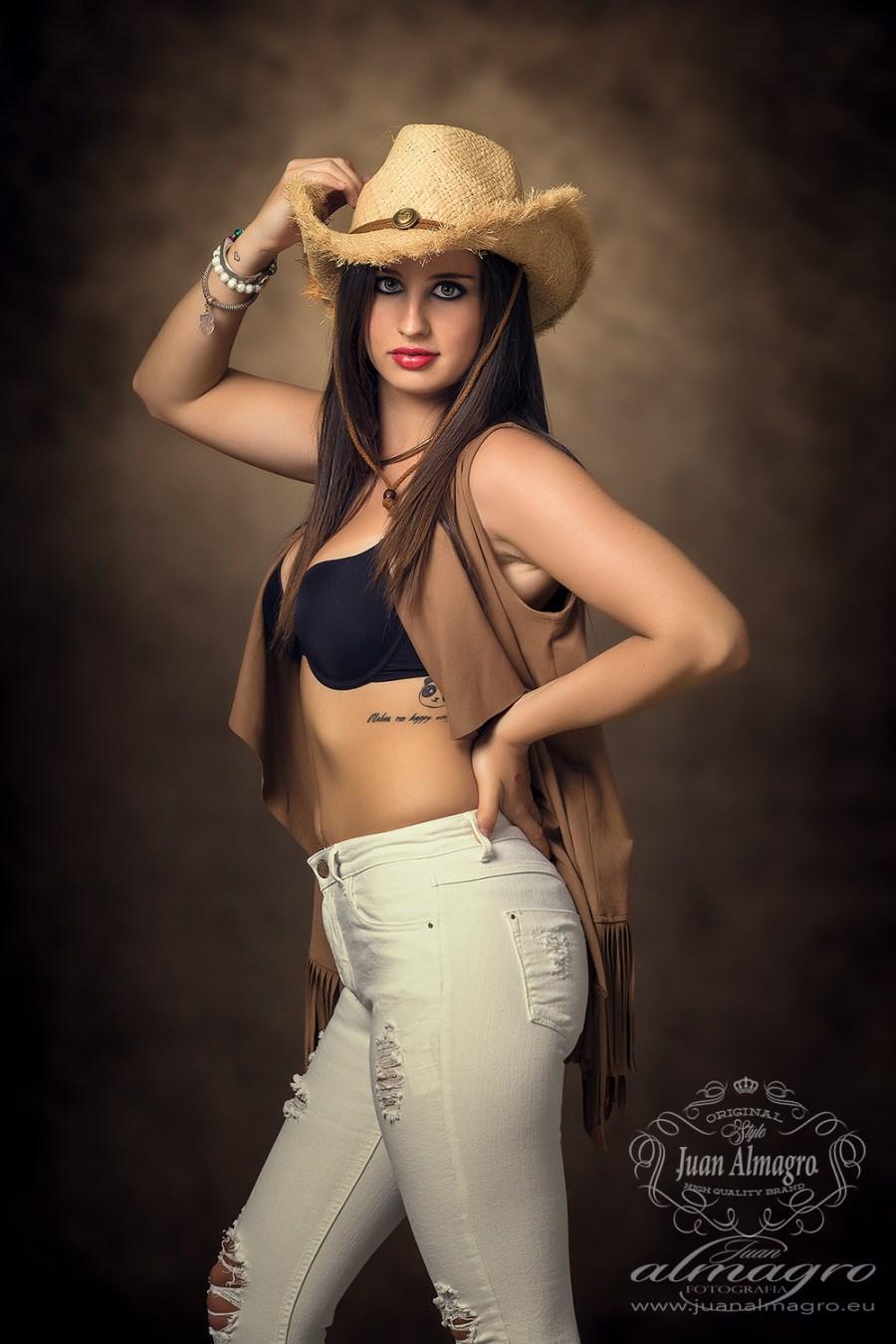 fotos de book en estudio fotografico de Juan Almagro