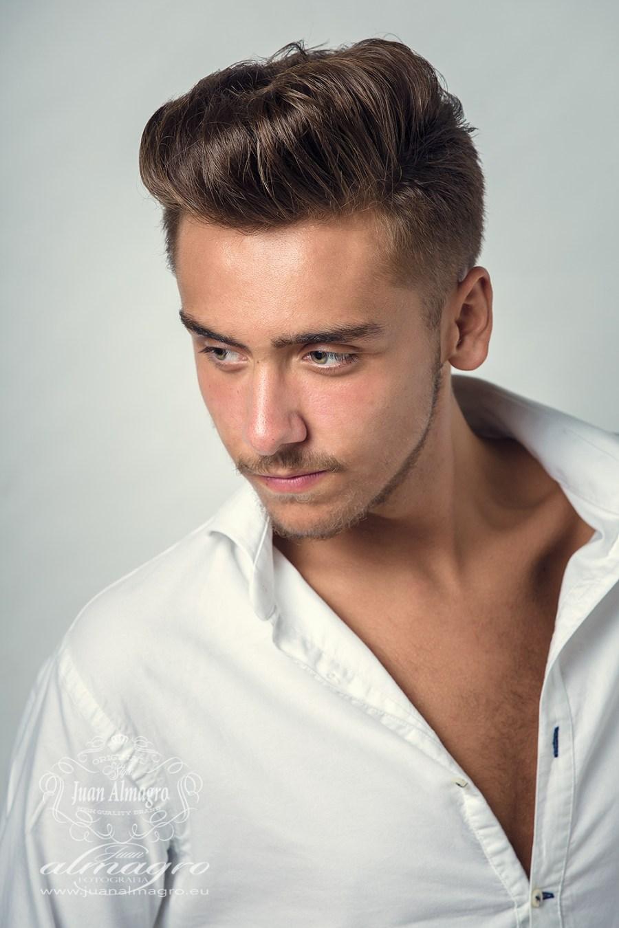 Paco Martínez, fotos book estudio