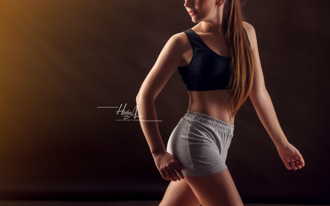 Talia Colmenero – Sesion de Fotos Fitness en estudio Hecho Con Amor