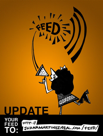 Update your Feeds again!
