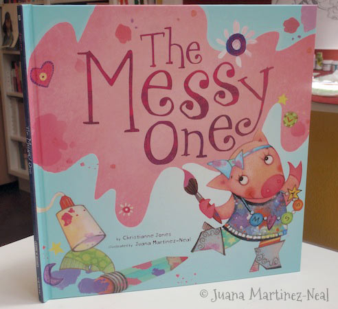 The Messy One - Cover