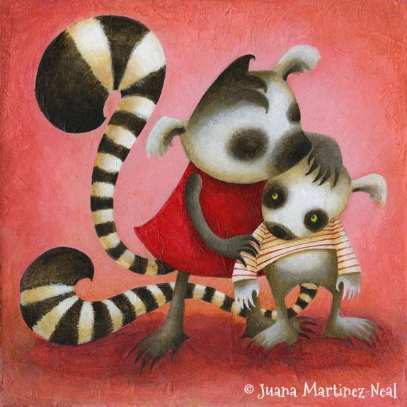 Lemur Love for Rendez Zoo