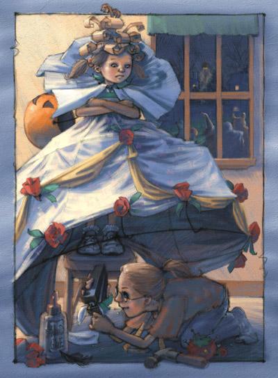 Halloween by Laura Jacobsen