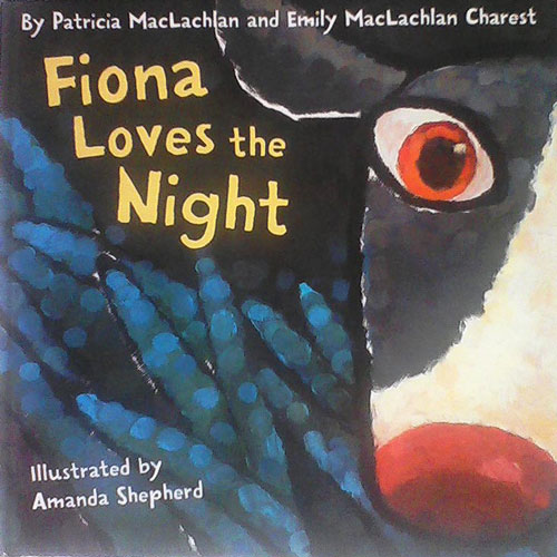 Fiona Loves the Night - Cover - Harper Collins 2007