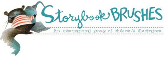 Storybook Brushes - Logo