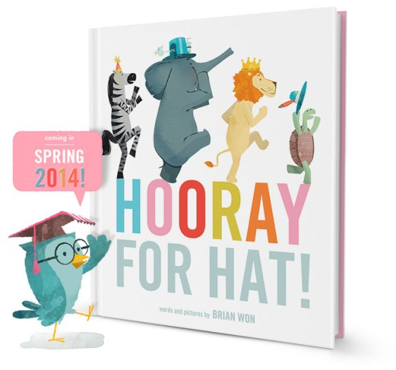 Horray for Hat! by Brian Won