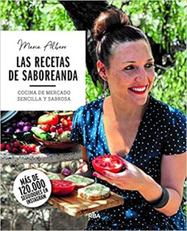 Libros de cocina para regalar las recetas de saboreanda