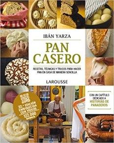 Libros de cocina para regalar.  pna casero iban yarza