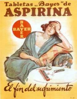 Aspirina mujer