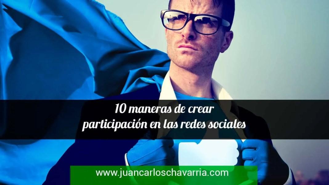 10-maneras-de-crrear-participción-en-las-redes-sociales