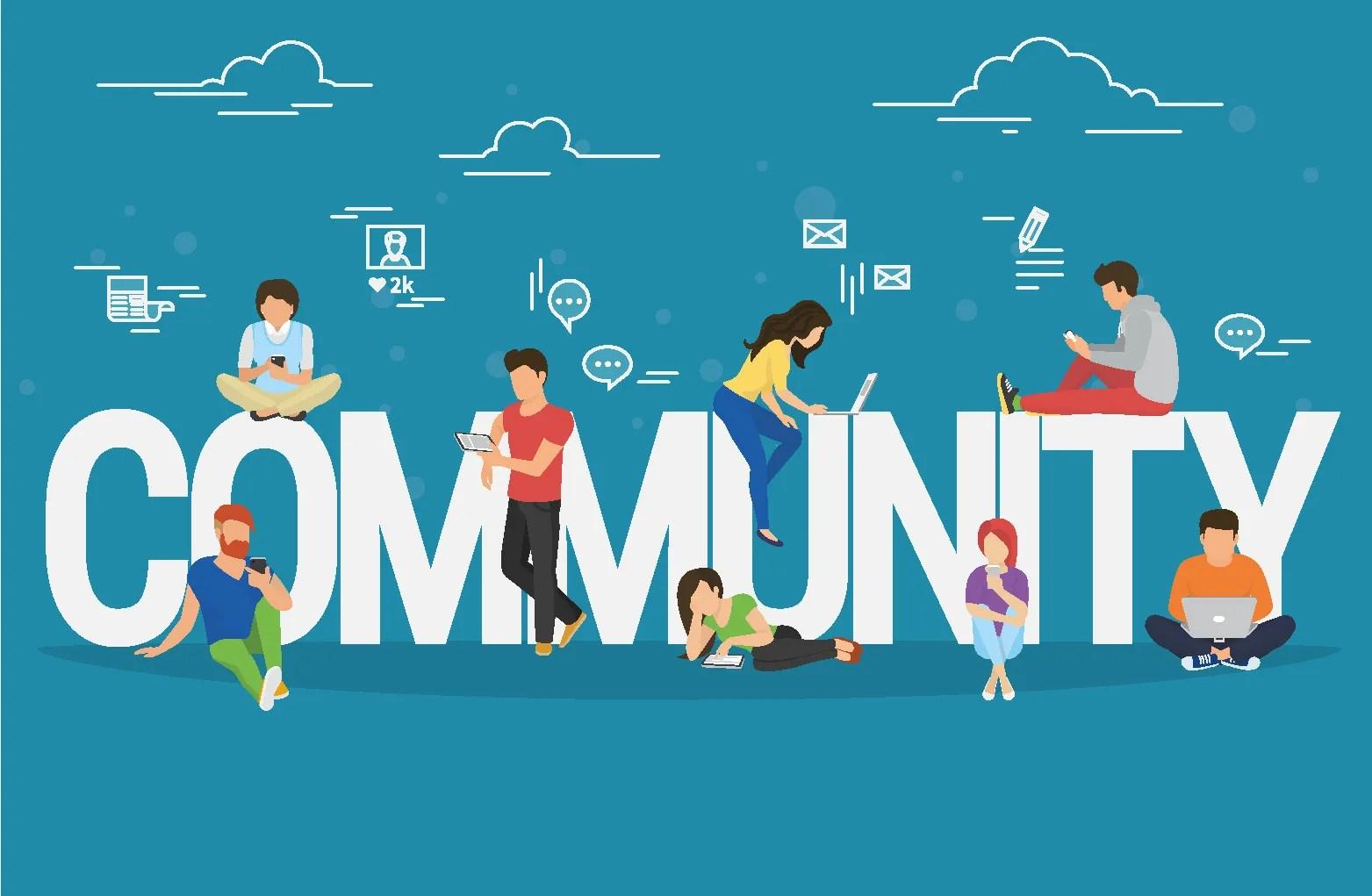 Manejo de la comunidad en redes sociales
