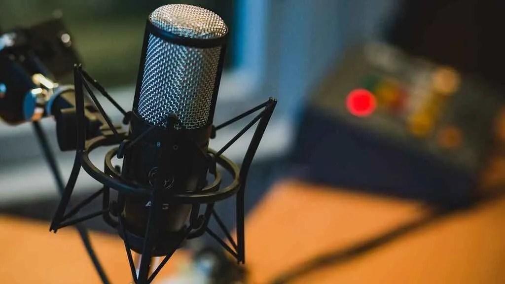 proceso de producción de podcast