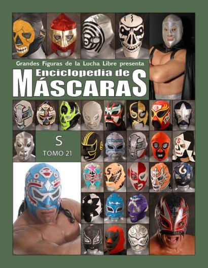 Enciclopedia de mascaras