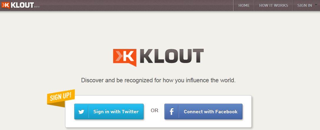 Klout 5 formas para integrar su sitio Web con redes sociales: guía para el Community Manager