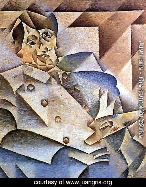 Juan Gris The Complete Works Portrait Of Pablo Picasso