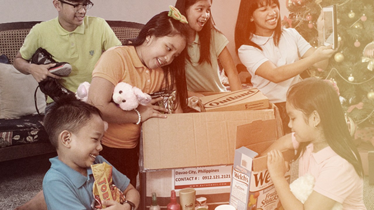 10 Most Common Items Found in Balikbayan Box