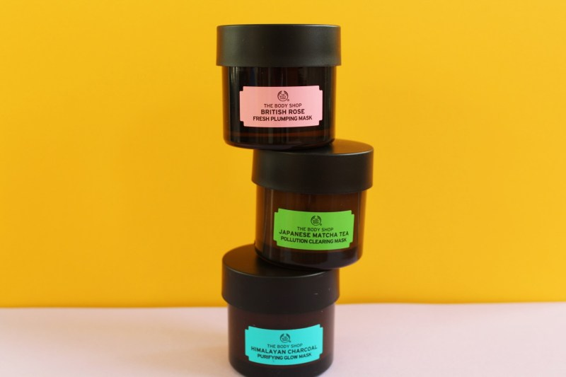 3 Best Face Mask | The Body Shop
