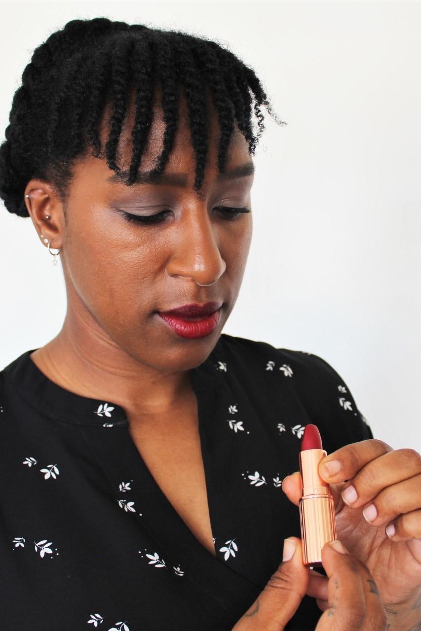 Best Vegan Red Lipstick Charlotte Tilbury