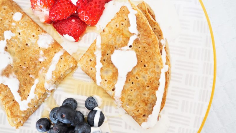 5 Delicious Vegan Pancakes For Pancake Day, Easy To Make