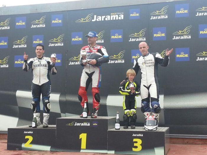 1º RACE 2014 PodiUm completo