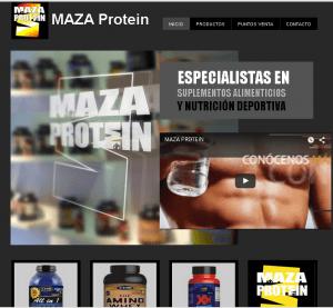 Maza Protein