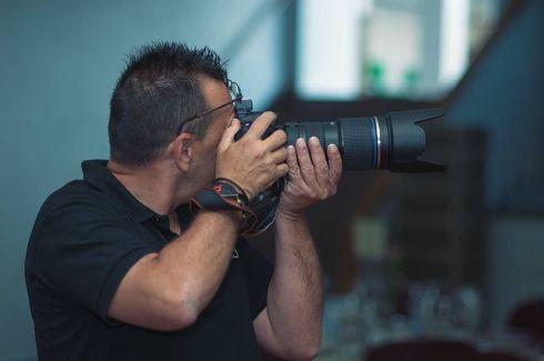 Fotógrafo para Bodas en Cádiz, San Fernando y provincia. Reportajes fotográficos.