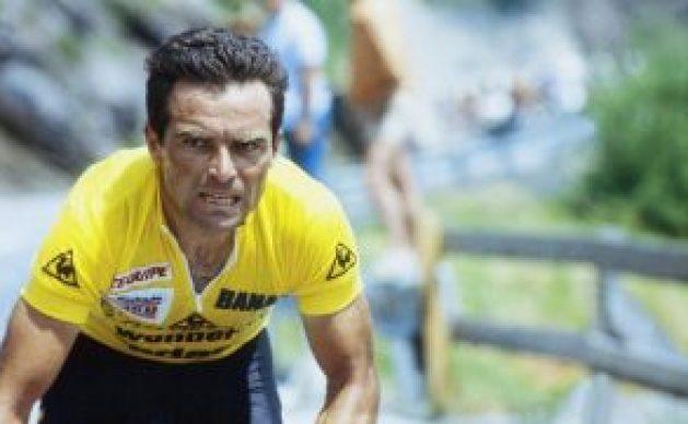 Hinault, cuando era dueño del ciclismo.