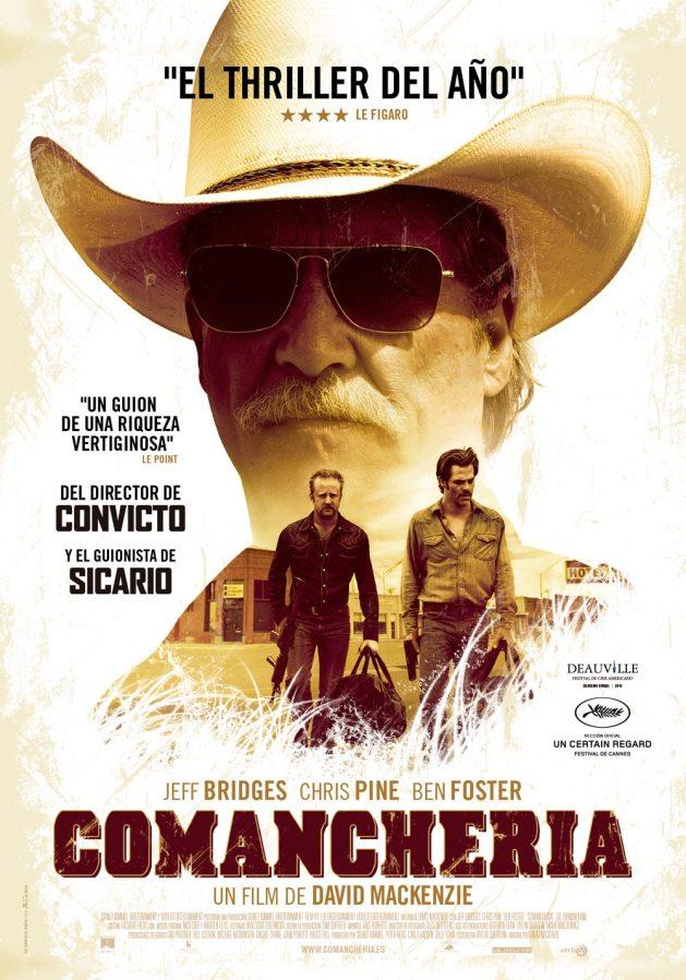 Gran película, aunque no exactamente un thriller.