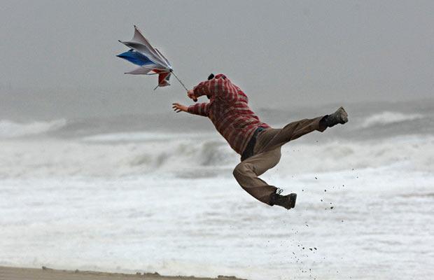 Vigo: vientos moderados con tendencia a amainar.